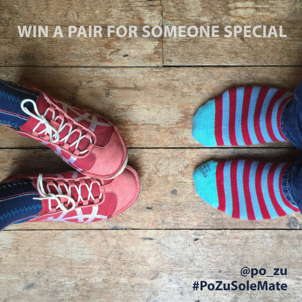 win a pair of Po-Zu shoes