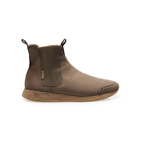 po-zu che - vegan chelsea boot side view