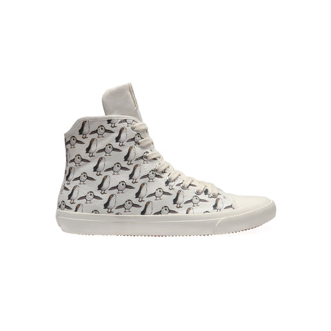 PORG -High-Top Sneakers - Womens