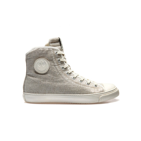 PRE -ORDER - REBEL Silver - High-Tops - Womens