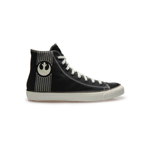 REBELLION Black - High-Tops - Mens
