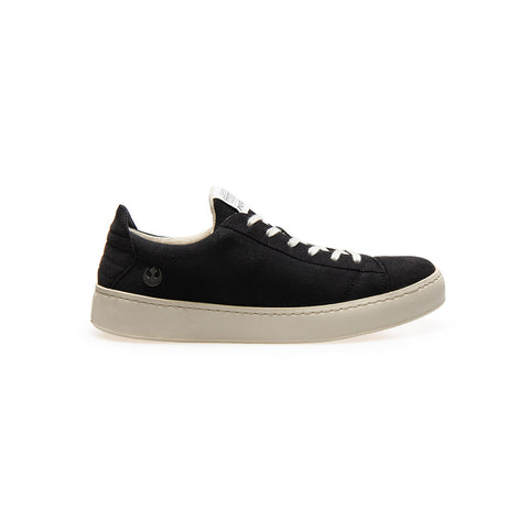 RESISTANCE Black Low-Cut Sneaker - Women's