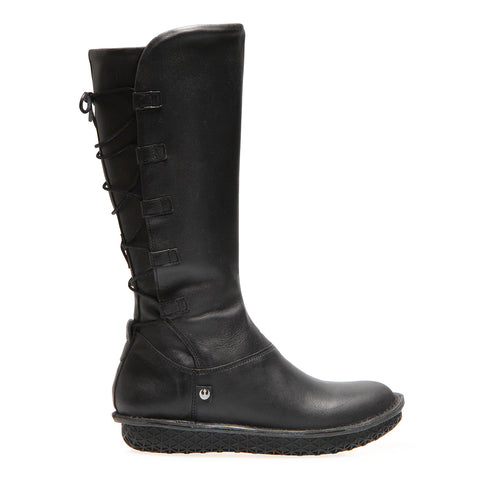 Pre Order REY Hi Boot- black - women's