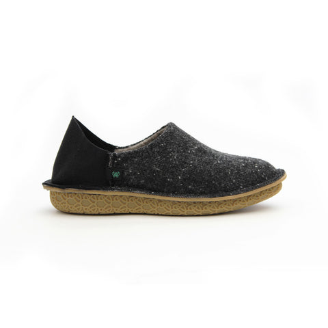 peasy black tweed