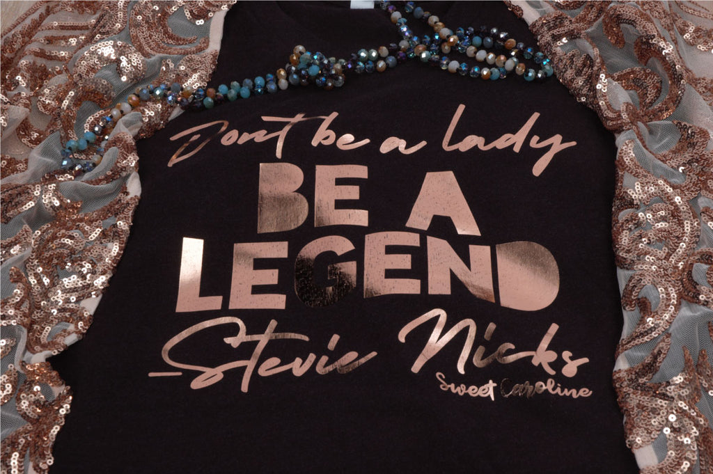 Be a Legend Tee
