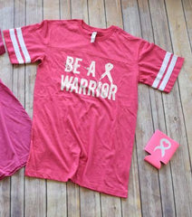 Be a Warrior Cancer Tee