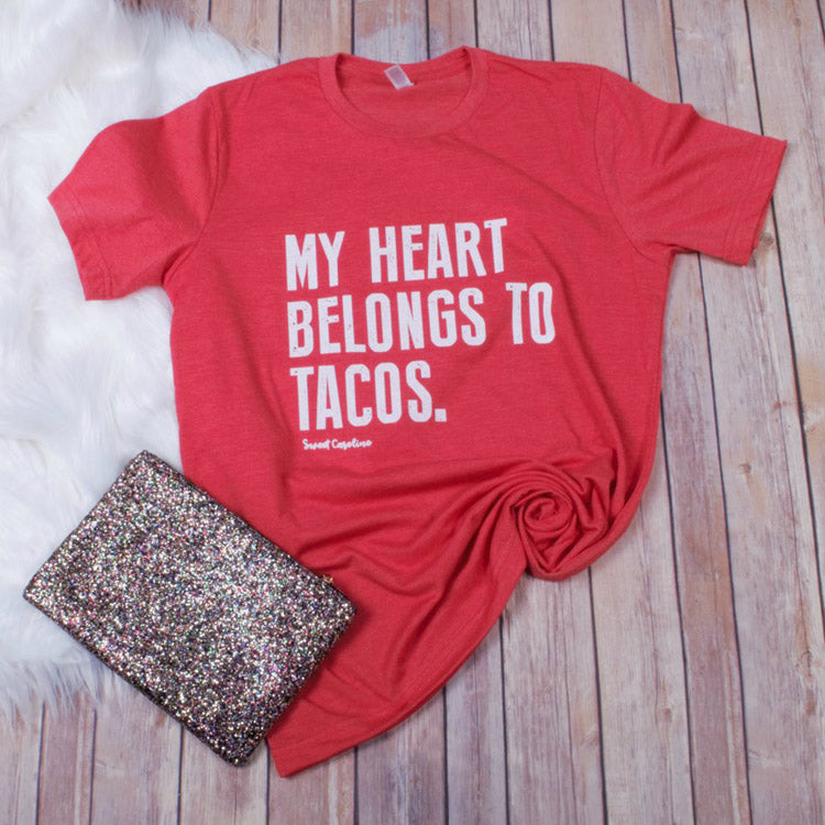 Belongs to Tacos -- Red