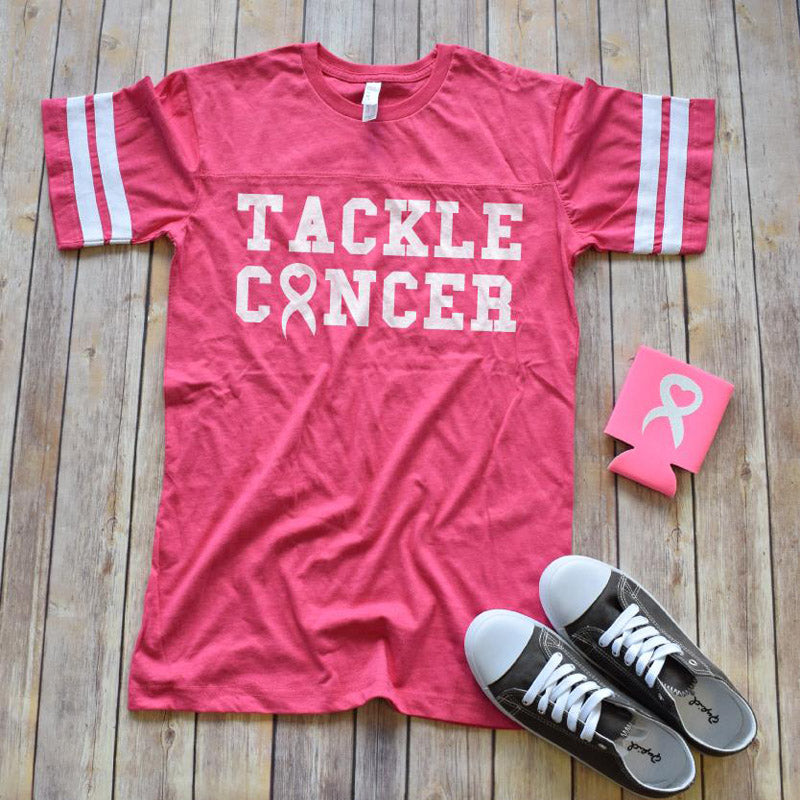 Tackle Cancer Tee