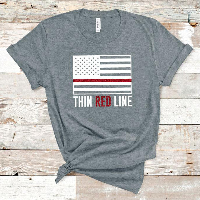 Thin Red Line -- Deep Heather