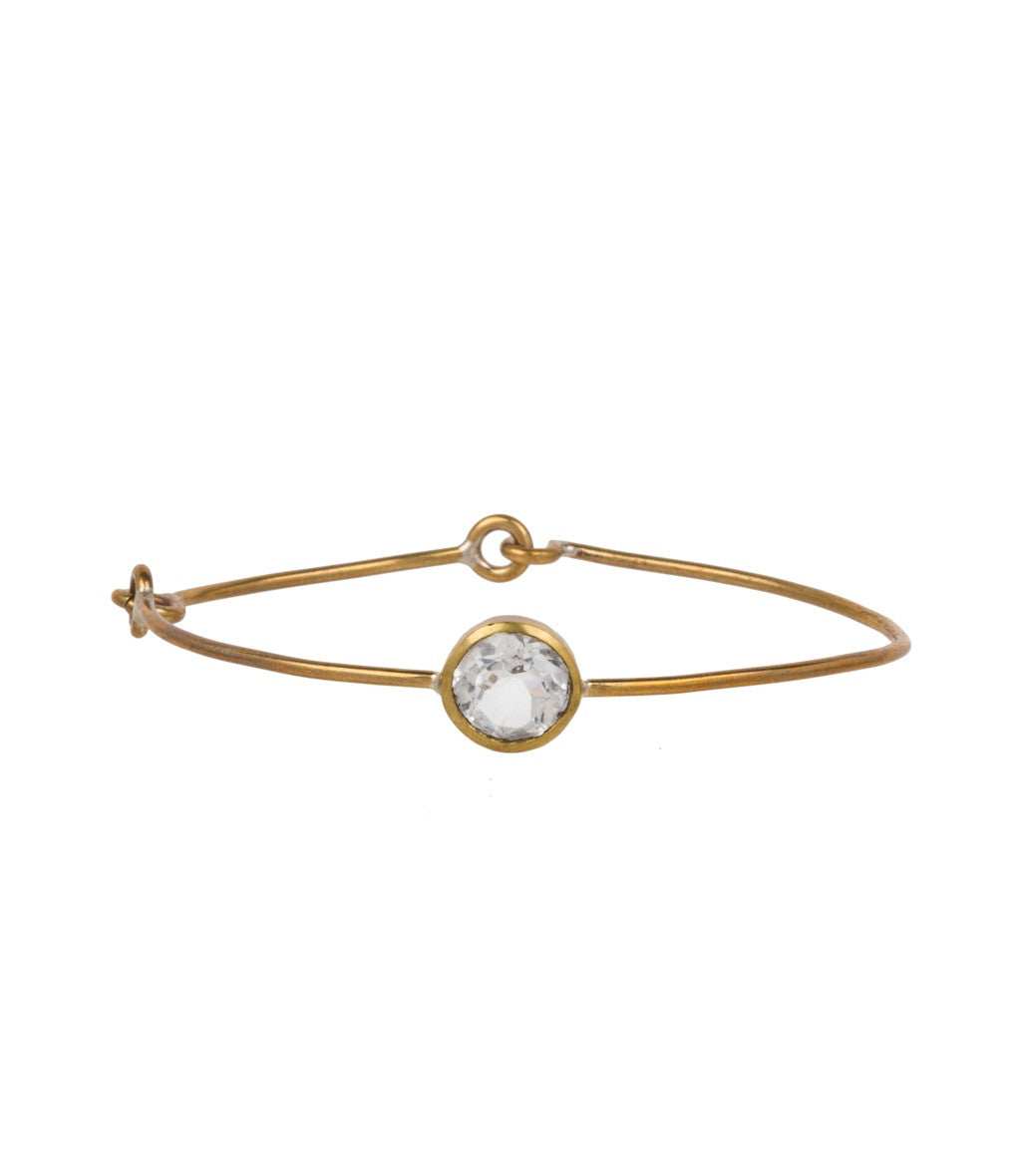 *Optical Noon Bangle