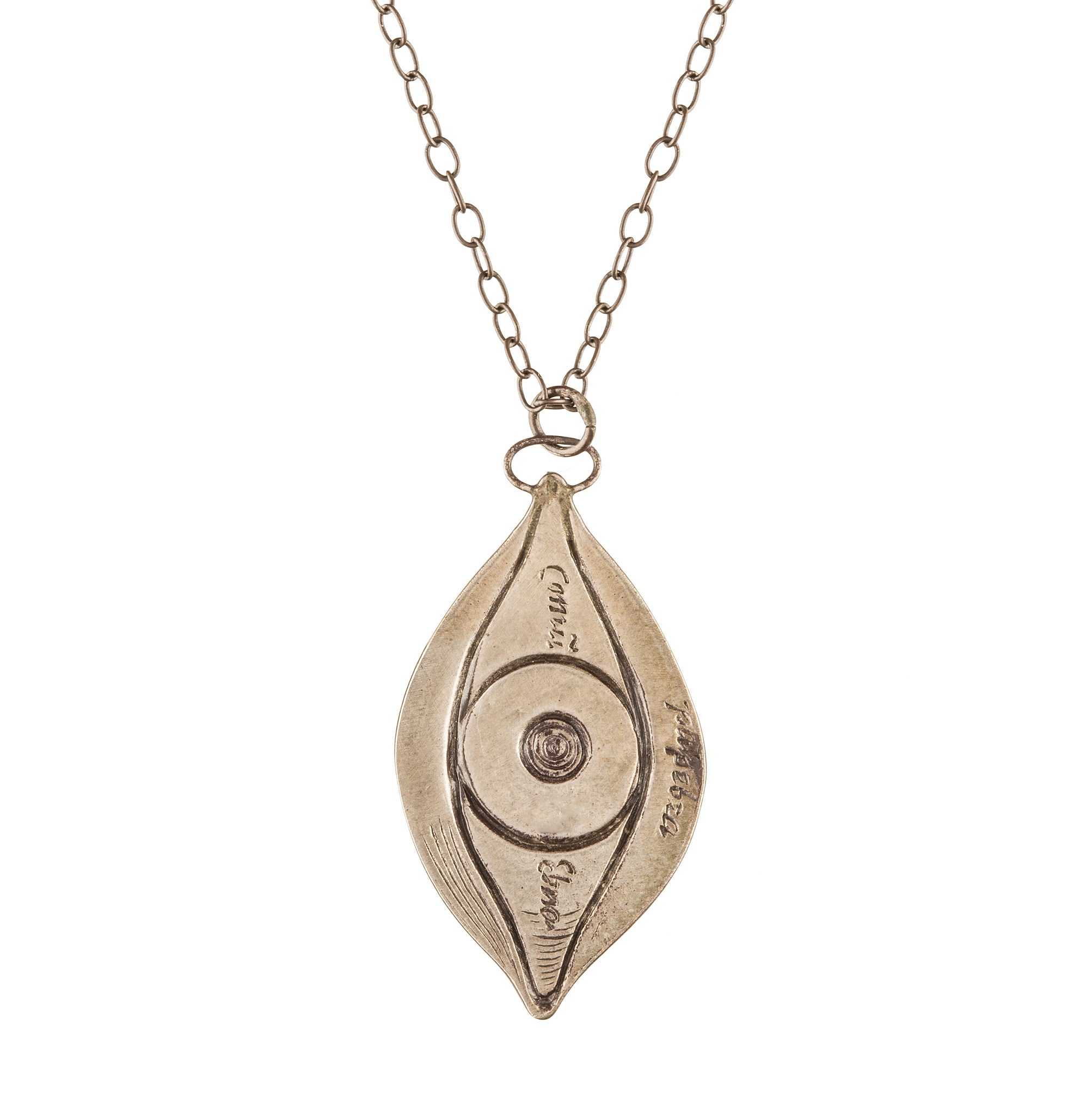 Alchemical Eye Pendant