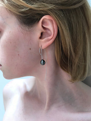 Tackle earrings