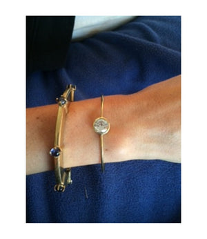 Optical Noon Bangle