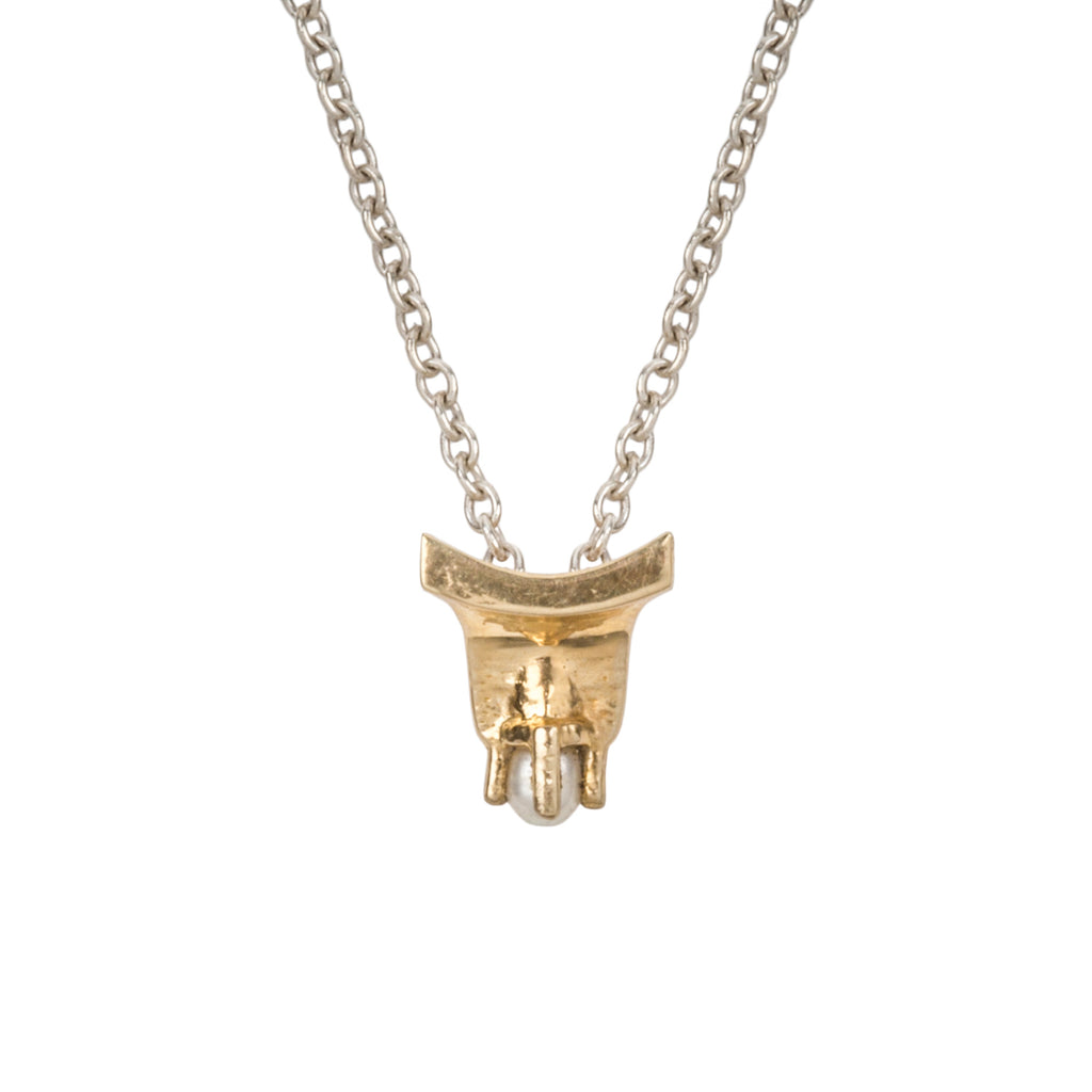 *Muse Charm Necklace