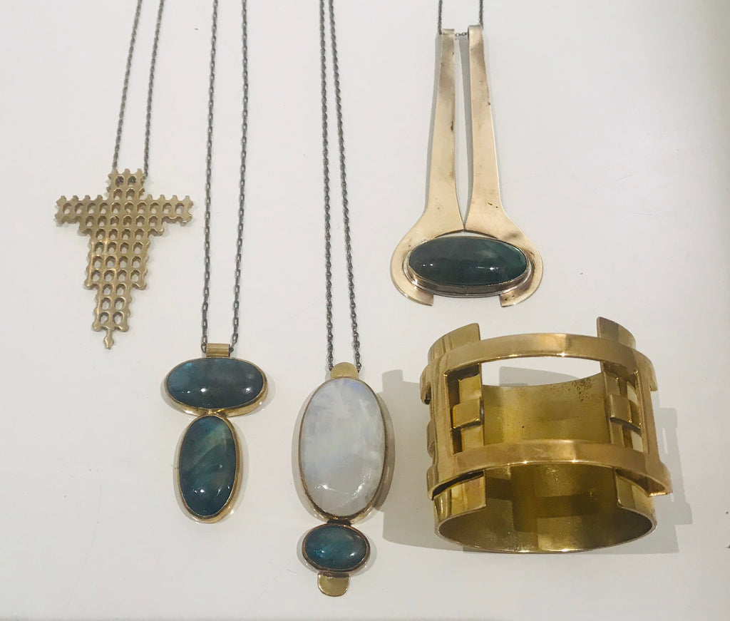 Archive One-Off Lab necklaces **