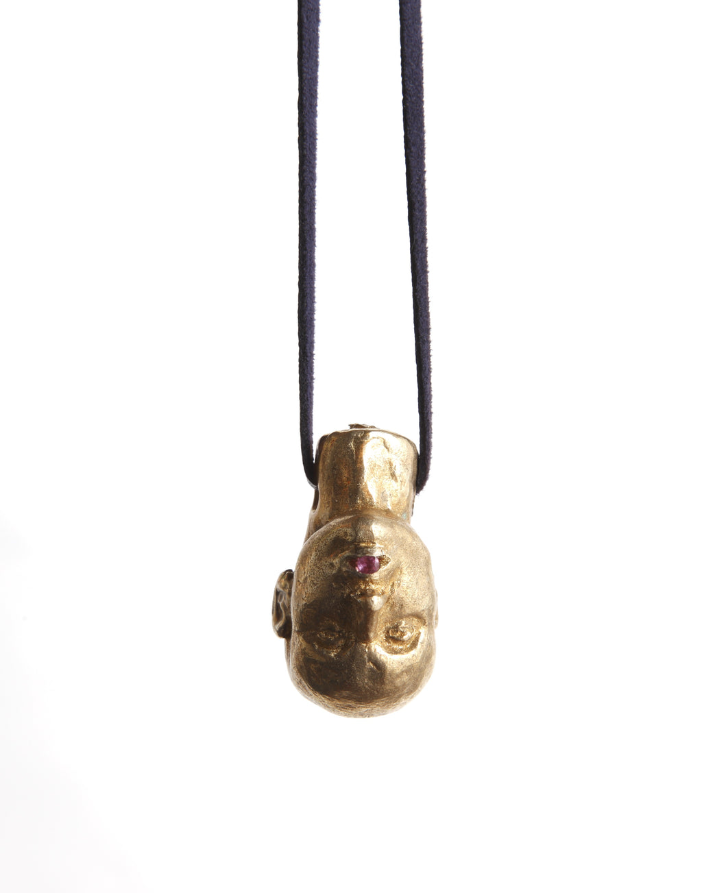 *SPEAK NO EVIL NECKLACE