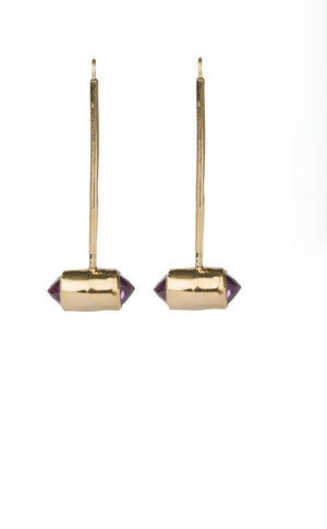 *Reverberation Earrings
