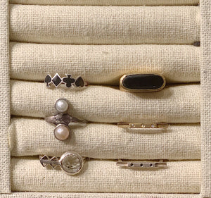 Archive Rings various***