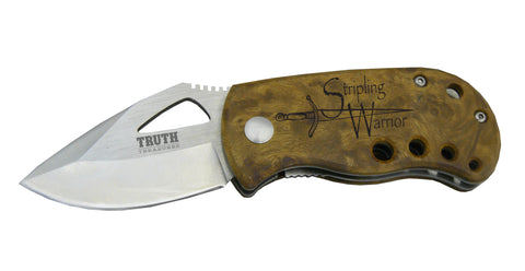 Stripling Warrior Knife