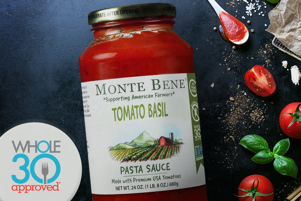 Monte Bene Whole30 Approved