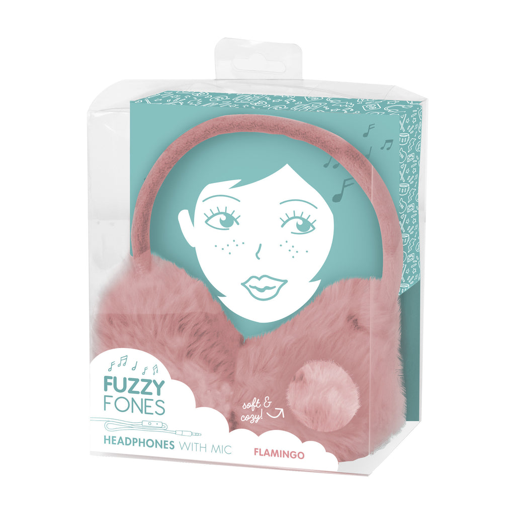 Fuzzy Fones Headphone Earmuffs