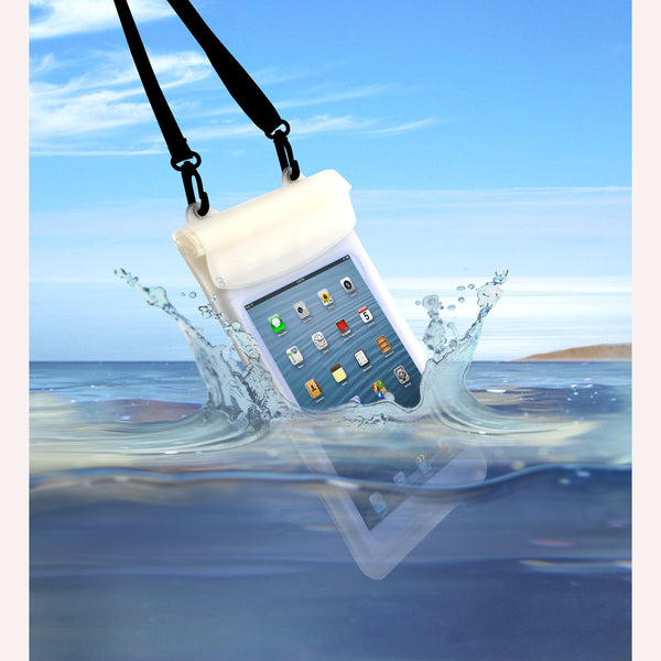 SplashBag Water-Resistant Bag for Mini Tablets