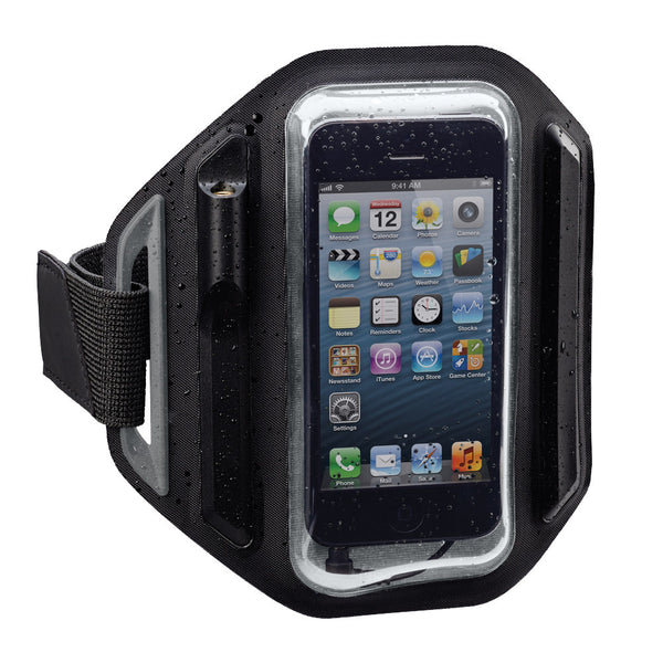X-1 Sweatproof Armband Smartphone Case, Black