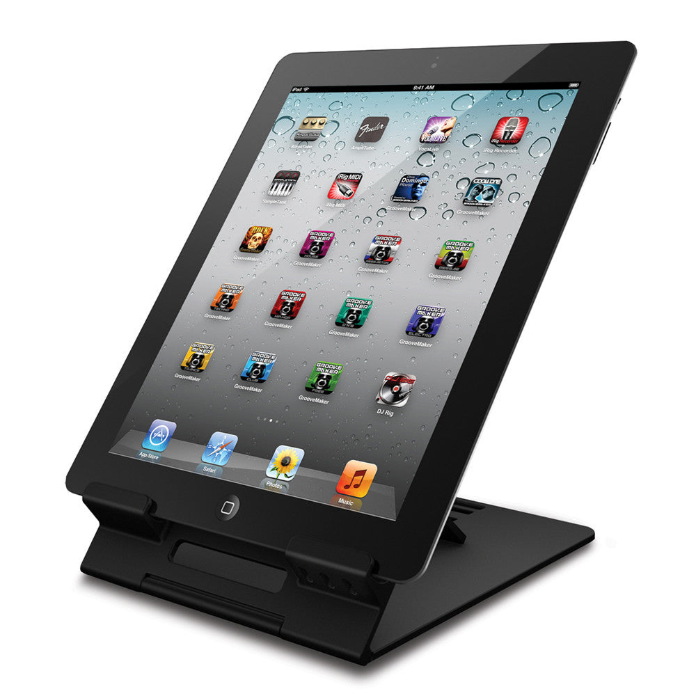 IK Multimedia iKlip Studio Desktop Stand for iPad®