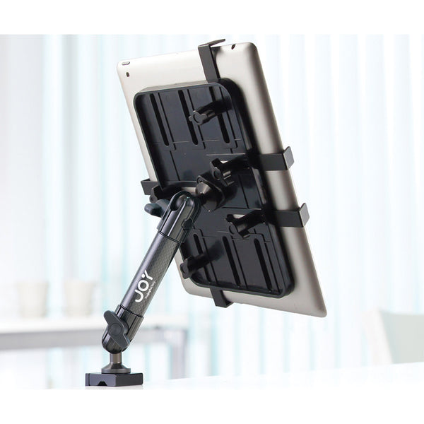 Joy Factory Unite Series C-Clamp Mount for 7-12in Tablets