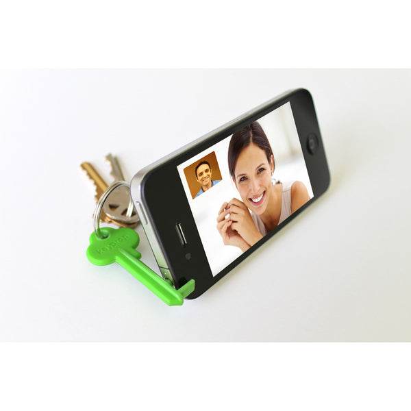 Integral Design Keyprop Smartphone Keychain Tripod and Stand