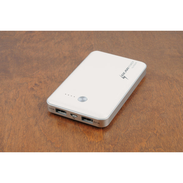 IOGEAR GearPower On-The-Go Mobile Power Station, 7,000mAh