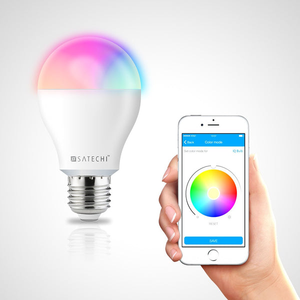 Satechi IQ Bluetooth 4.0 Smart Light LED Bulb