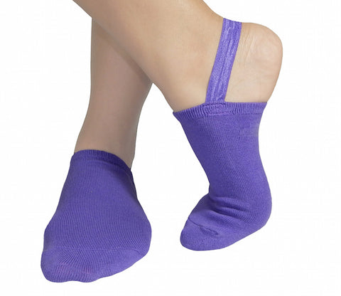 Halfsox® the Original Classic Sling-back No-show HalfSocks