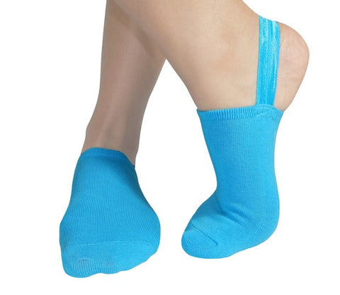 Halfsox® The Original Classic Sling-back No-show Half Socks