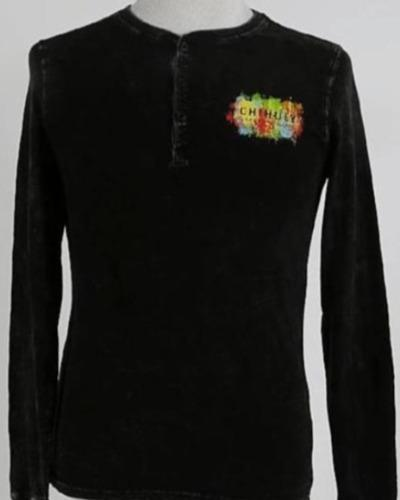 Henley Knockout Long Sleeve