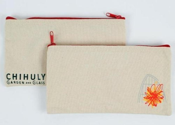 Glasshouse Canvas Pouch