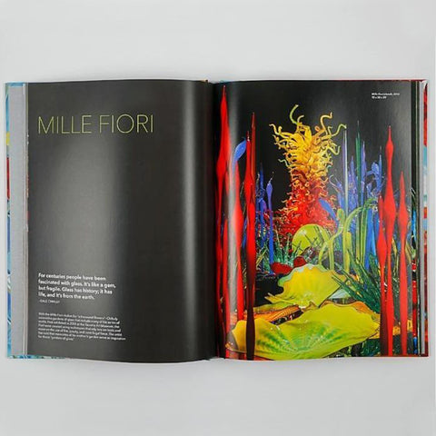 Chihuly Garden and Glass Exhibition Catalog