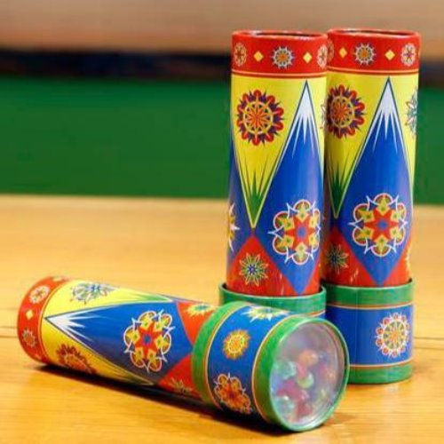 Retro Tin Kaleidoscope