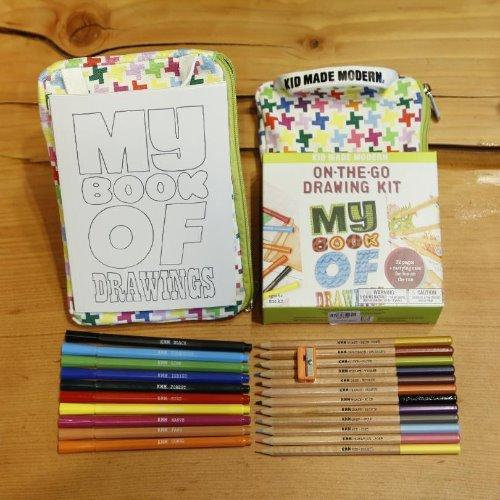 On- The- Go Drawing Kit