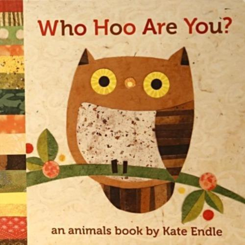 Who Hoo Are You? Board Book
