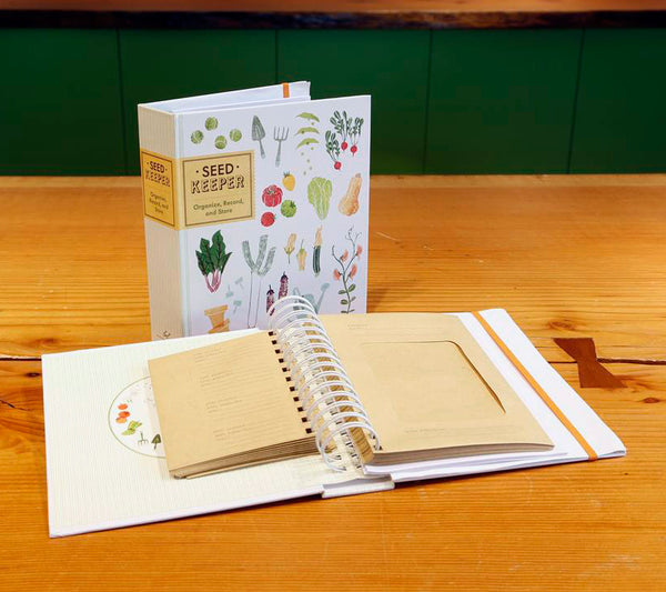 Seed Keeper Journal