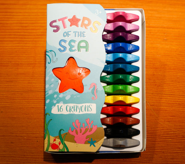 Star of the Seas Crayons