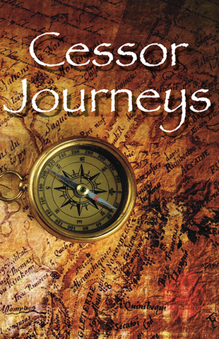 Cessor Journeys, Softcover With DVD-ROM