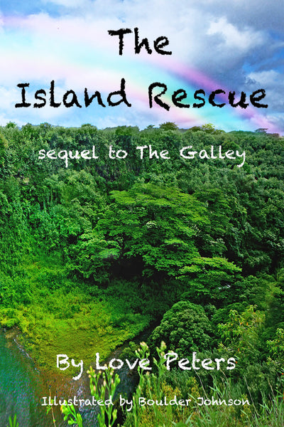 The Island Rescue (by Love Peters)