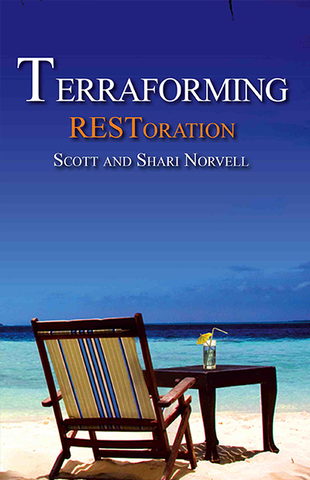 Terraforming RESToration, Softcover With Downloadable Audio
