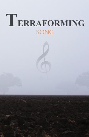 Terraforming Song Softcover With DVD-ROM
