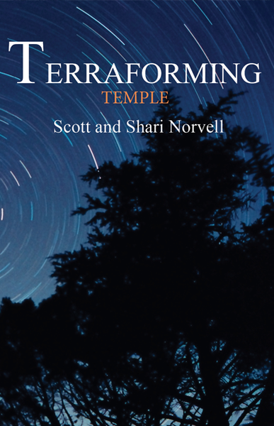 Terraforming Temple Softcover with DVD-ROM