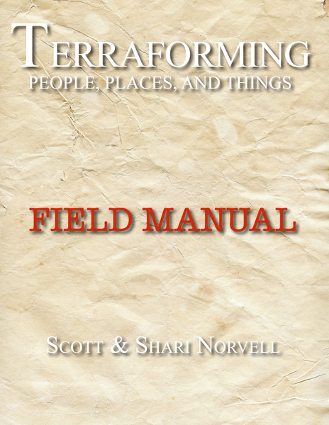 Terraforming Field Manual, With DVD-ROM