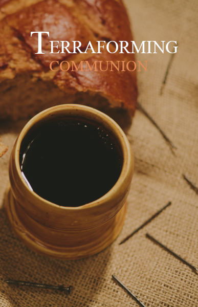 Terraforming Communion Softcover w/ Downloadable Audio