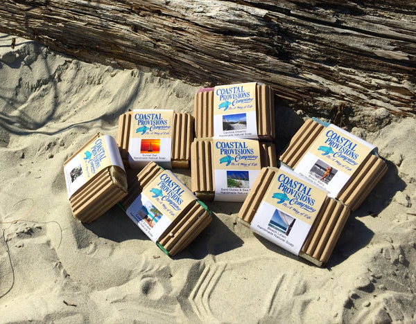 Coastal Provisions Co. Hand-crafted Soaps